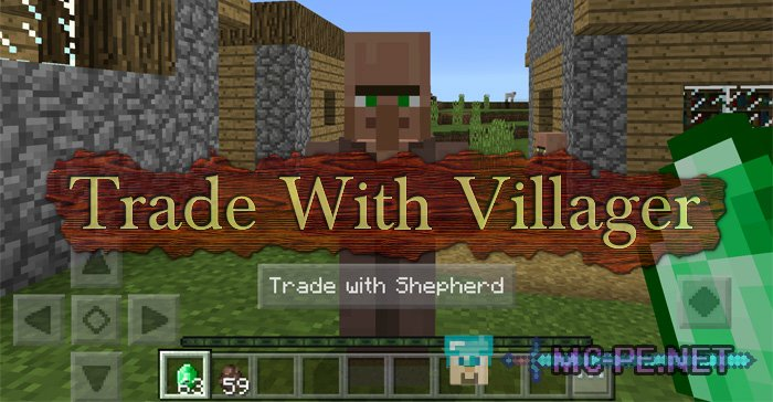 Trade With Villager