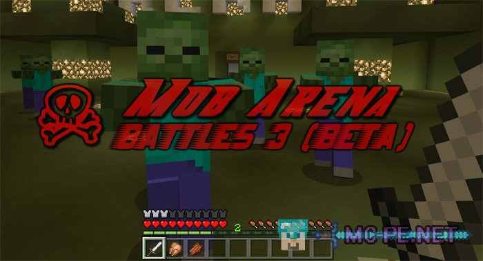 Mob Arena Battles 3 (Beta)