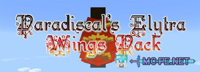 Paradiscal's Elytra Wings Pack