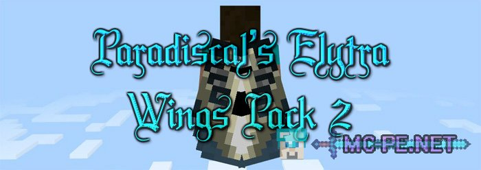 Paradiscal's Elytra Wings Pack 2