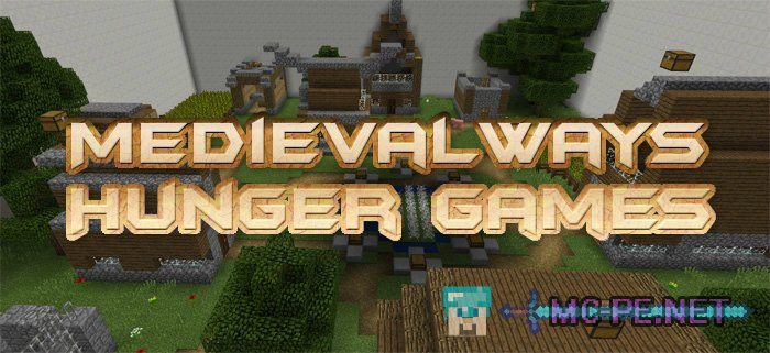 MedievalWays Hunger Games [1.0.0] › Maps › MCPE - Minecraft ...