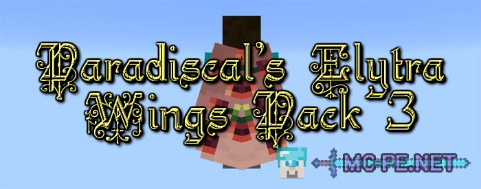 Paradiscal's Elytra Wings Pack 3