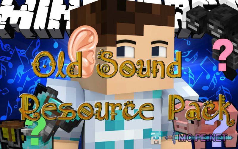 Old Sound Resource Pack