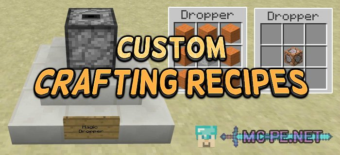 Custom Crafting Recipes