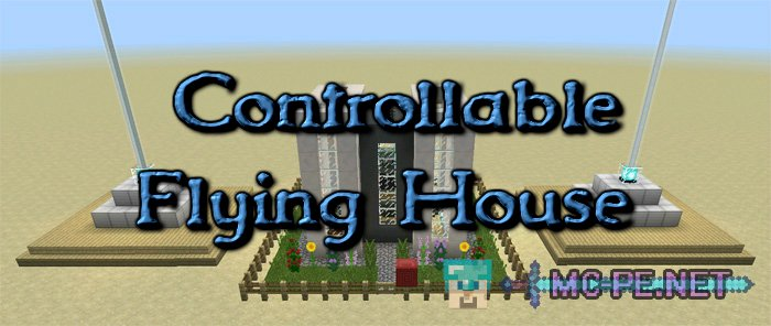 Controllable Flying House
