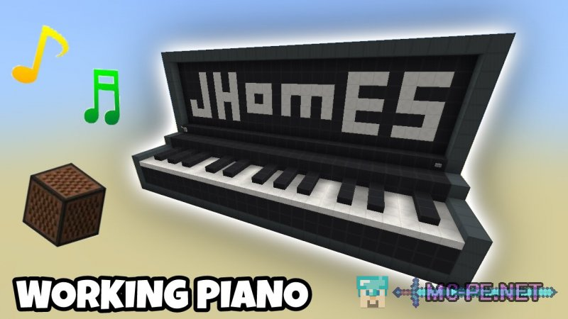 Working Giant Piano