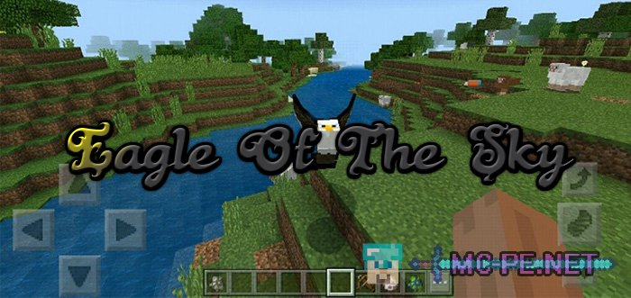 Eagle Of The Sky (1.8+ Only)