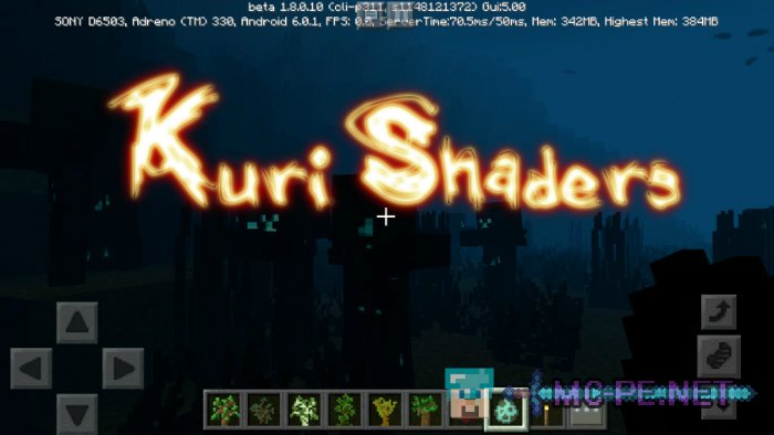 Kuri Shaders (1.8 Only)