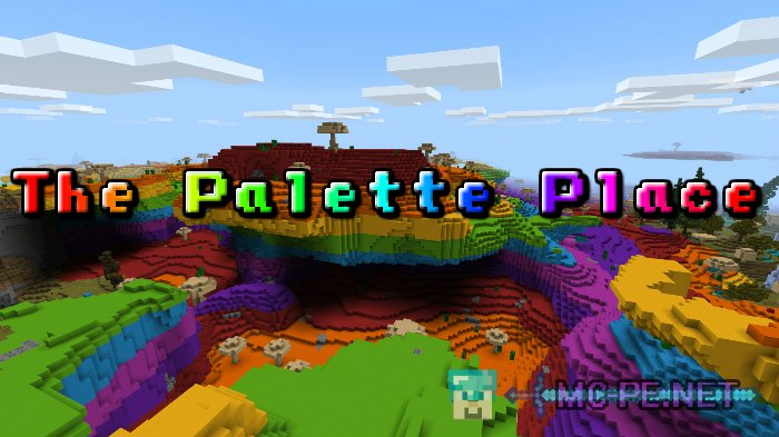 The Palette Place