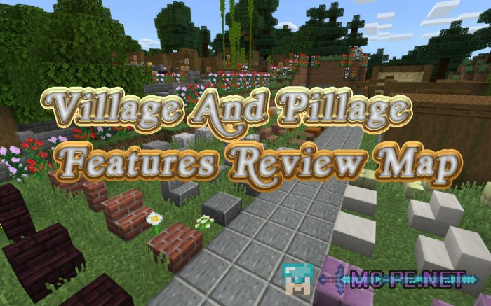 Village And Pillage Features Review Map