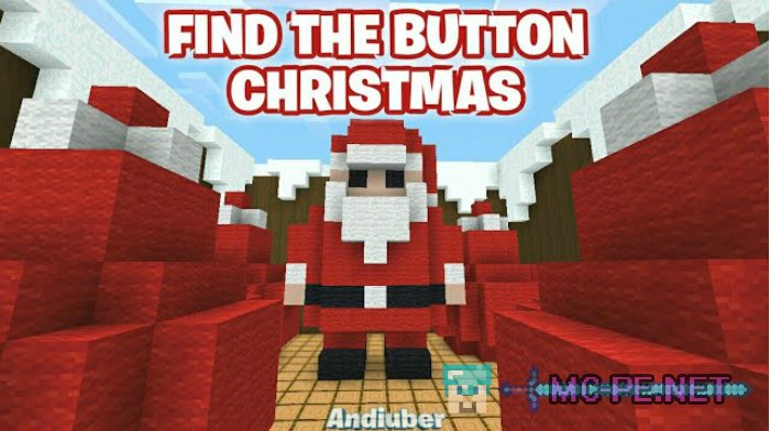 Find The Button Christmas