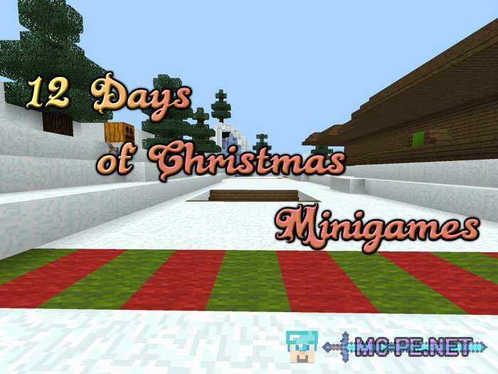 12 Days of Christmas Minigames