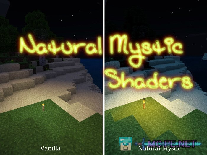 Natural Mystic Shaders